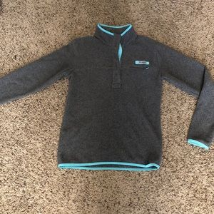Columbia PFG fleece pullover